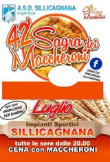 Sagra dei Macceroni a San Romano In Garfagnana - Lucca programma e contatti.
